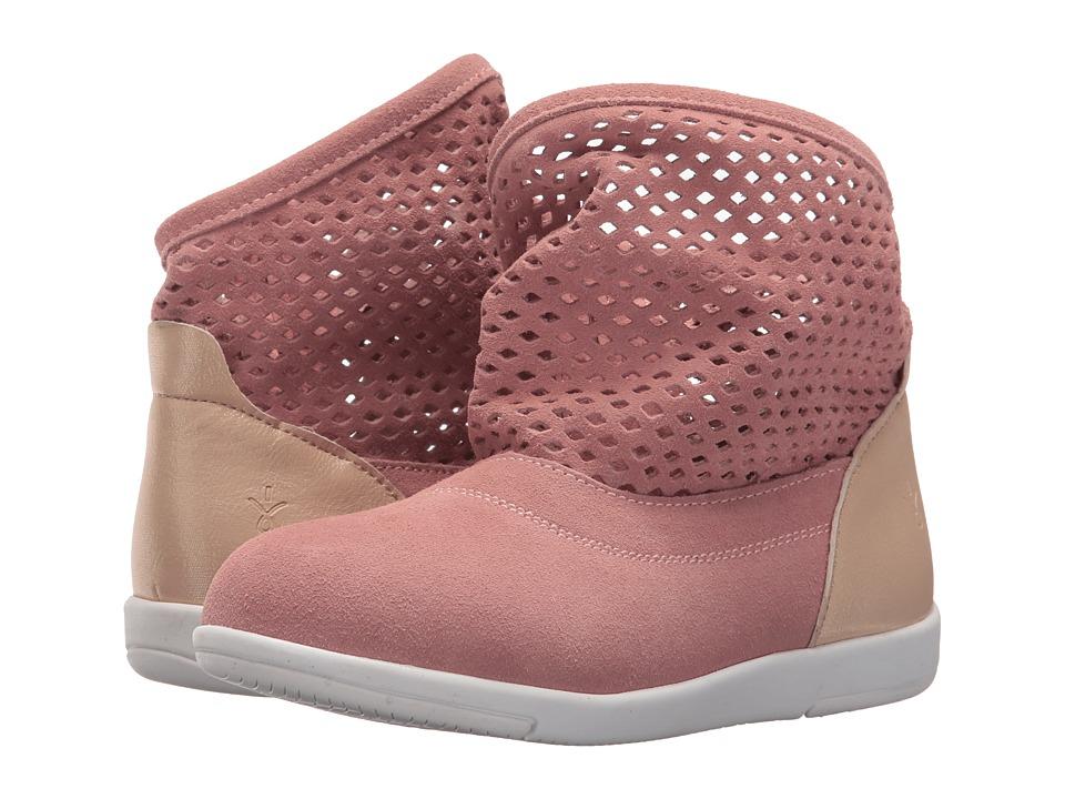 EMU Australia Kids Numerella (Toddler/Little Kid/Big Kid) (Blush Pink) Girls Shoes
