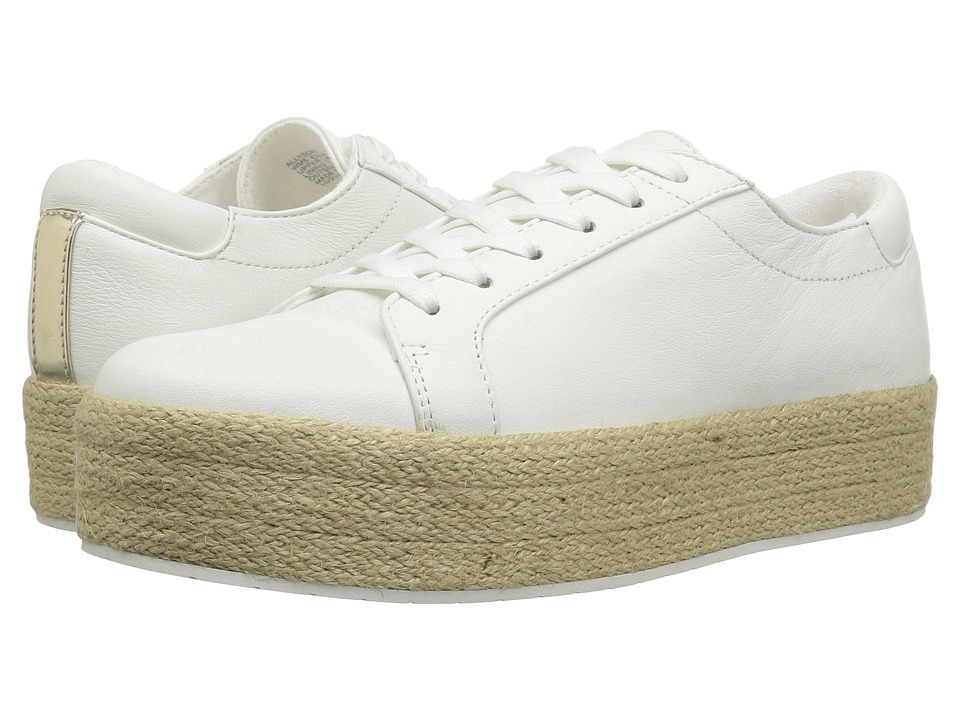 Kenneth Cole New York Allyson (White Leather) Women