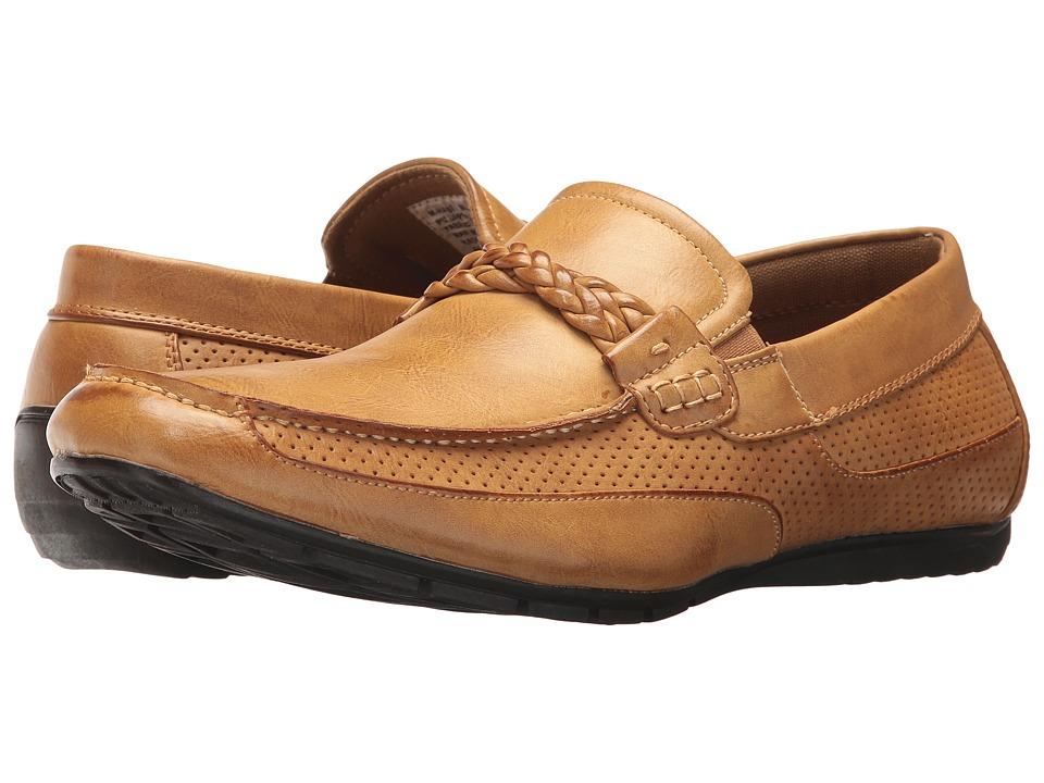 Steve Madden - Habit (Cognac) Men's Shoes