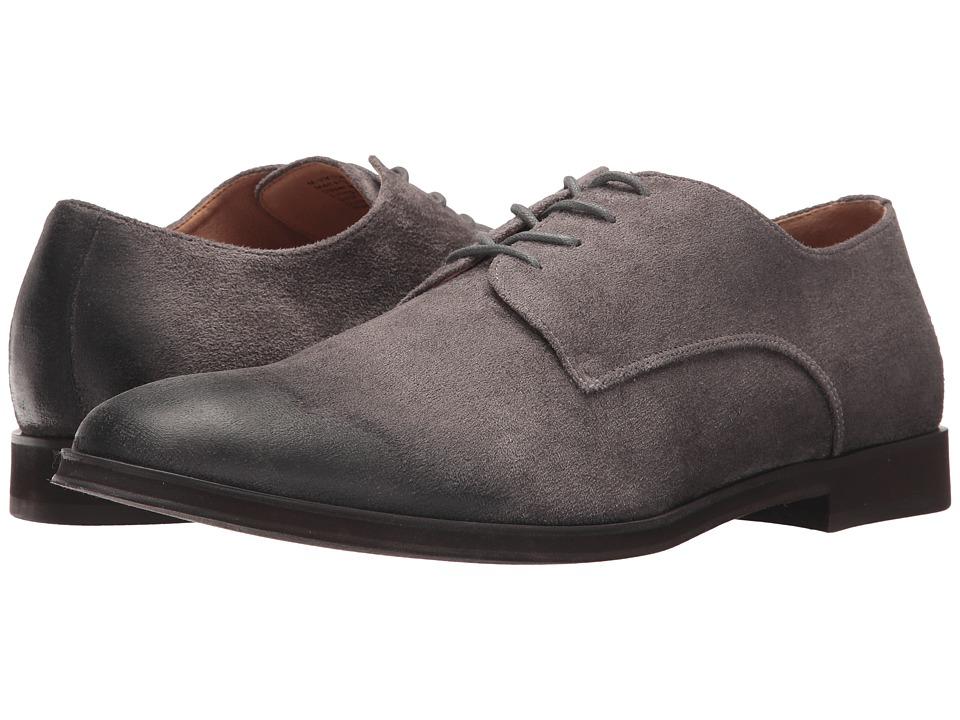 Steve Madden - Viktor (Grey Microfiber) Men's Lace-up Boots
