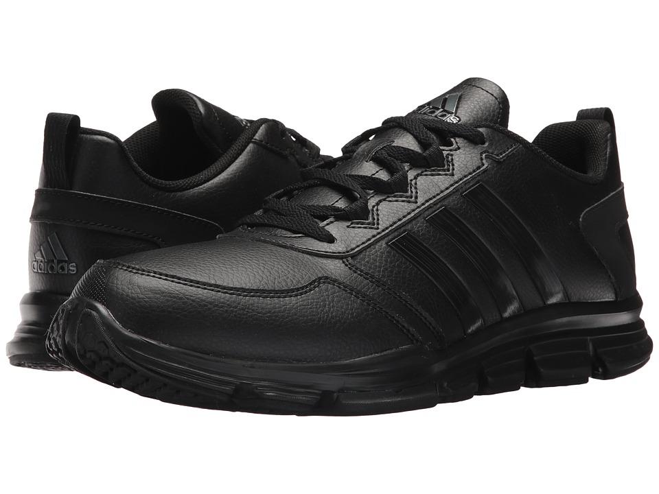 adidas - Speed Trainer 2 SLT (Black/Black/Black) Men's Shoes