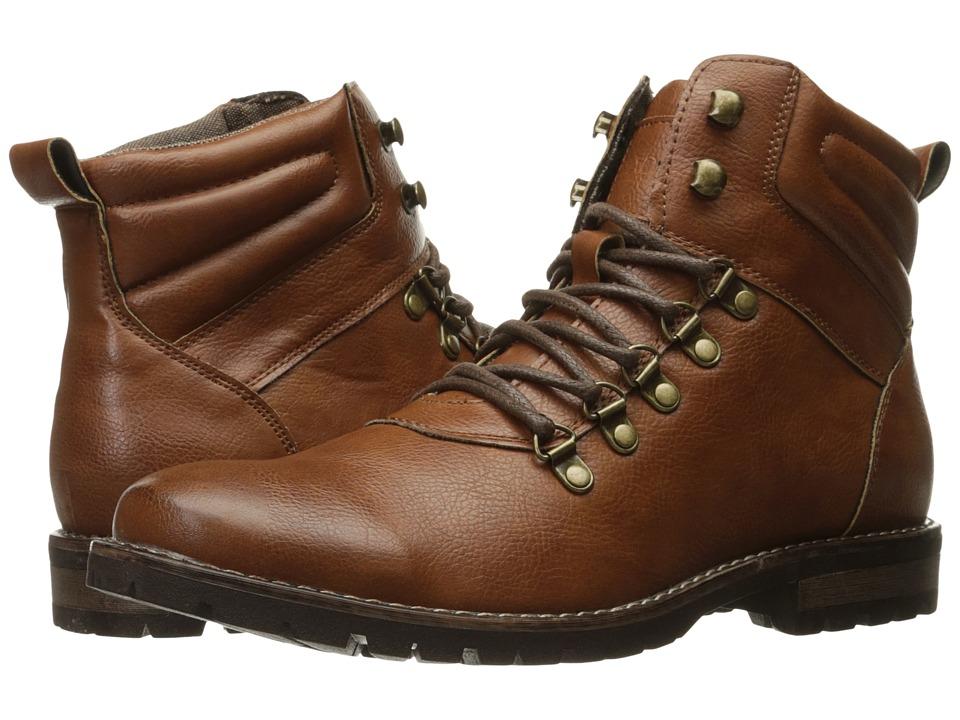 Steve Madden - Simpl (Cognac) Men's Shoes