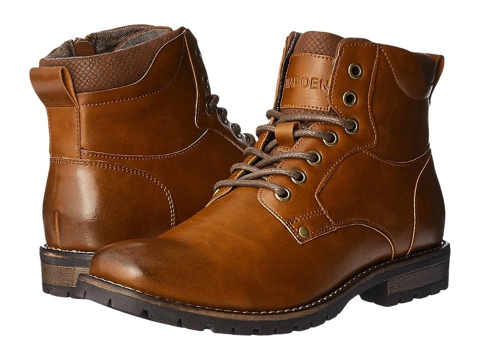 Steve Madden - Sami (Cognac) Men's Shoes