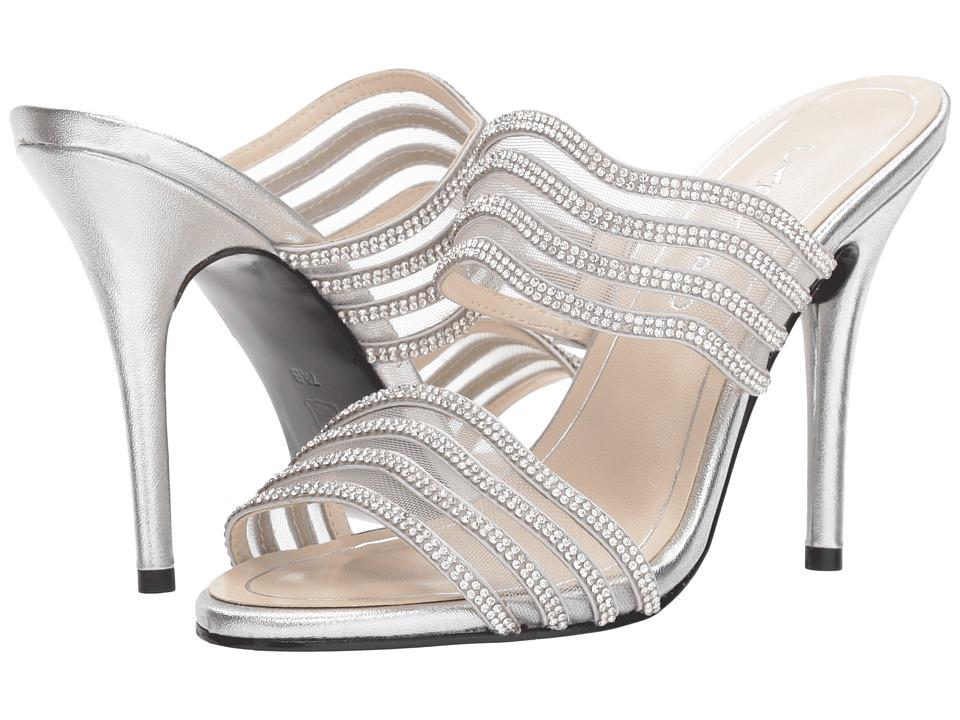 Caparros Luzy (Silver Metallic) Women