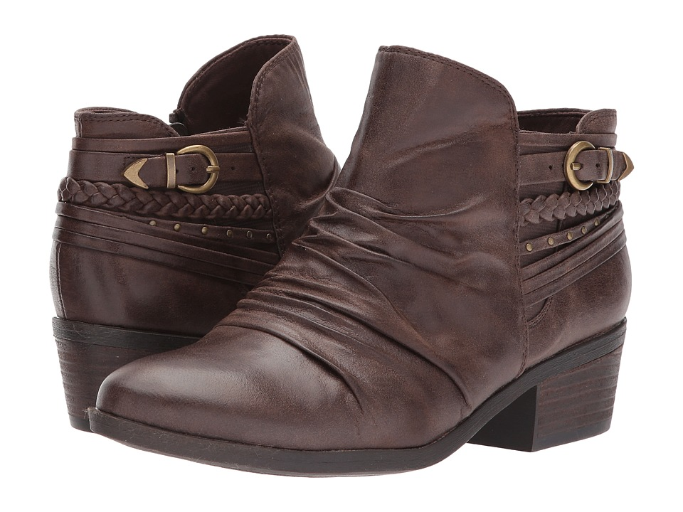 Bare Traps - Guenna (Chestnut) Women's Shoes