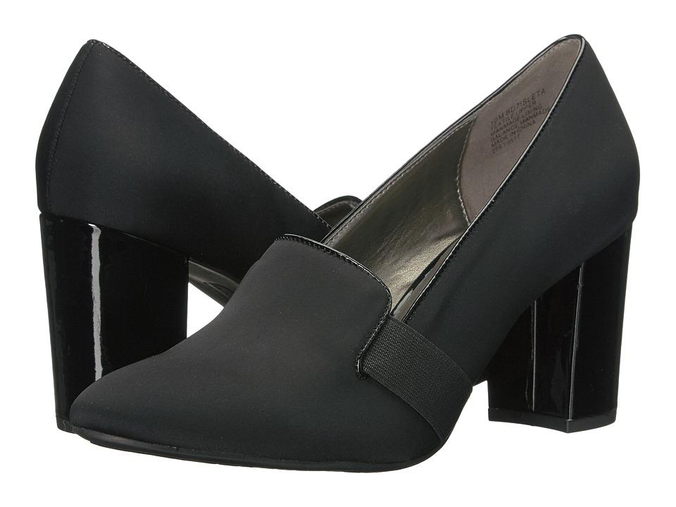 Bandolino - Isleta (Black) Women's Shoes