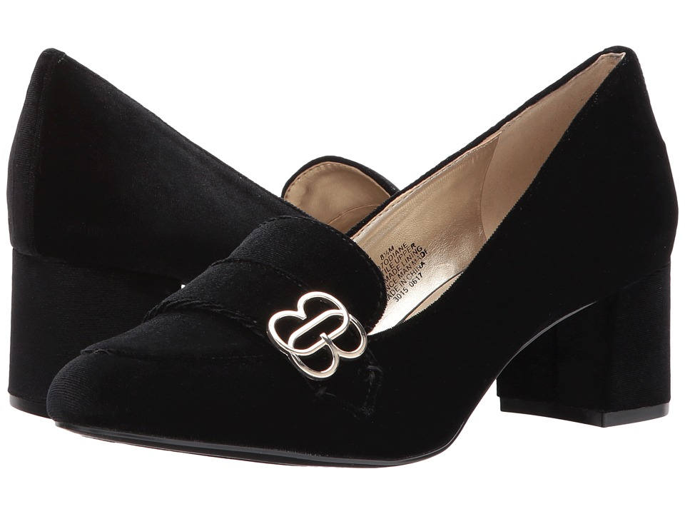 Bandolino - Odiane (Black) Women's Shoes