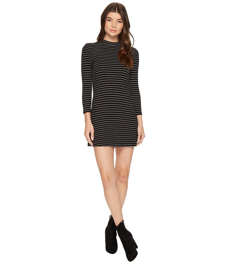 Amuse Society Cool Horizons Dress (Black) Women