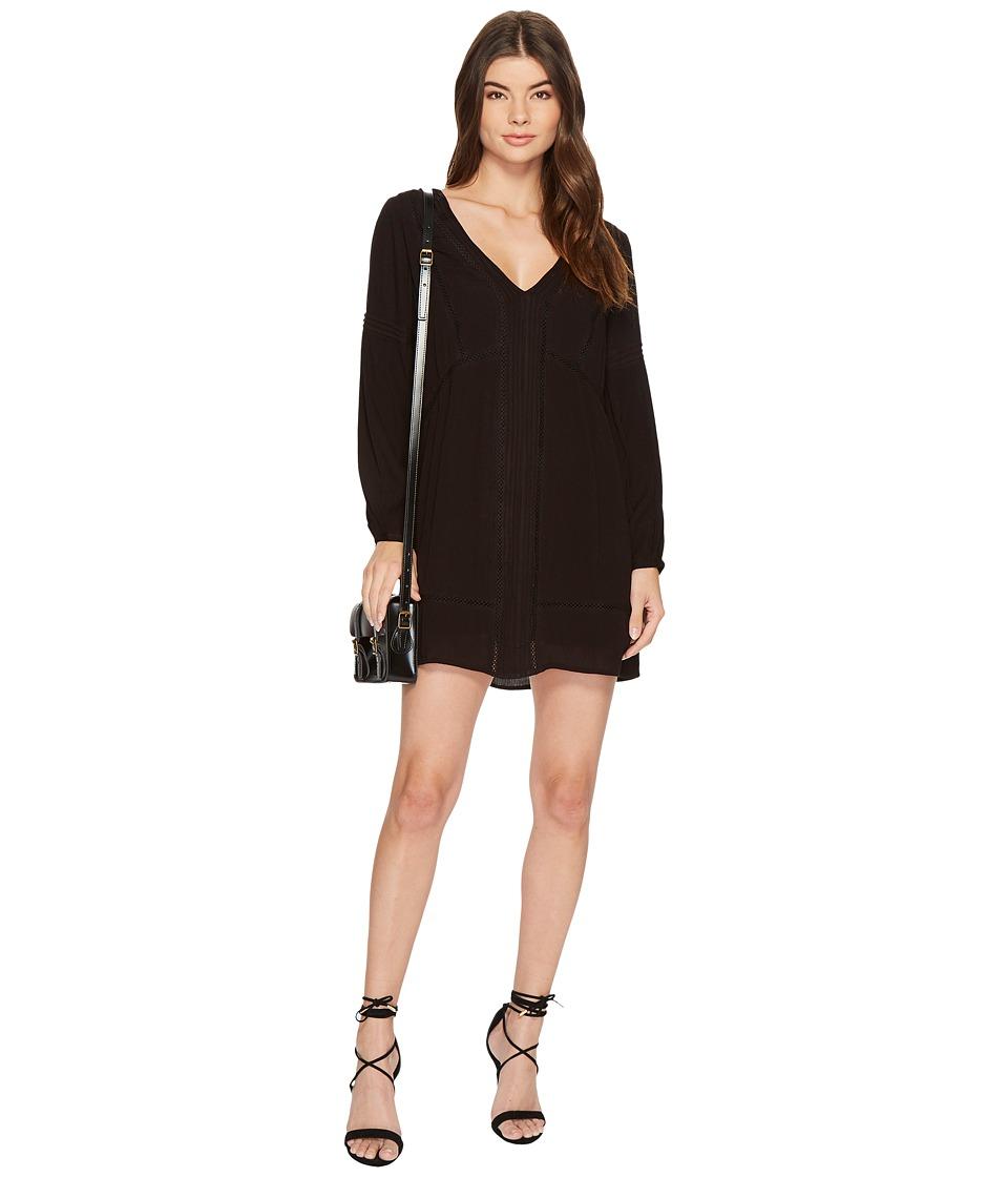 Amuse Society Berkley Dress (Black) Women