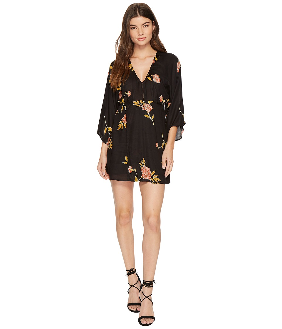 Amuse Society Wayfair Dress (Black) Women