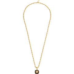 Leopard Necklace by Dolce & Gabbana