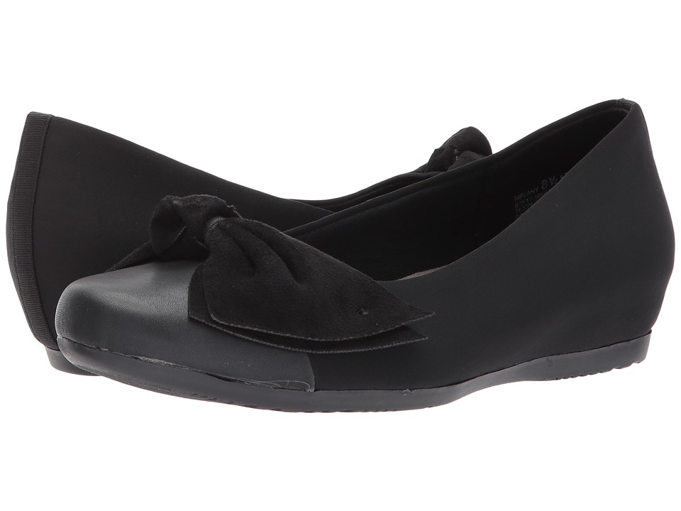 Bare Traps - Melany (Black) Women's Shoes