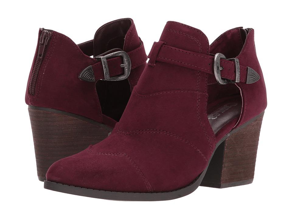 CARLOS by Carlos Santana - West (Syrah) Women's Shoes