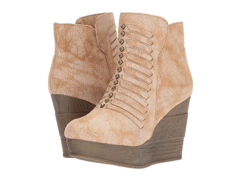 Sbicca Nyle (Beige) Women