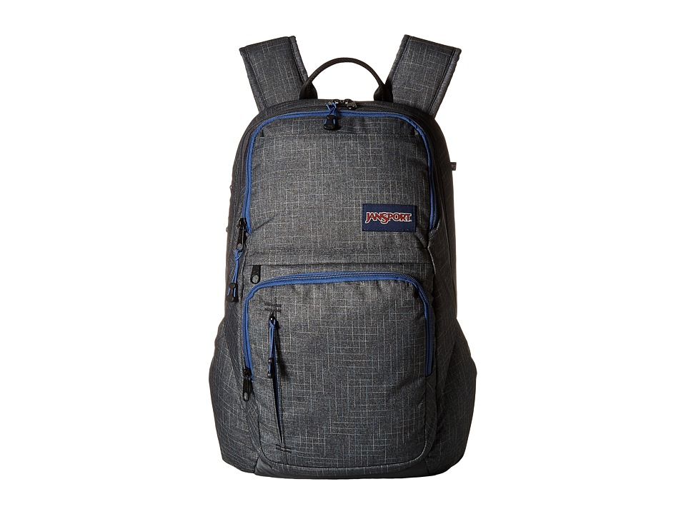 JanSport - Broadband (Grey Vanishing Rip) Backpack Bags