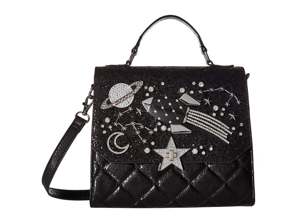 ALDO - Rurwen (Black Leather) Handbags