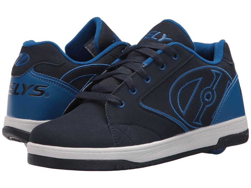 Heelys Propel 2.0 (Navy/Blue/White) Boys Shoes
