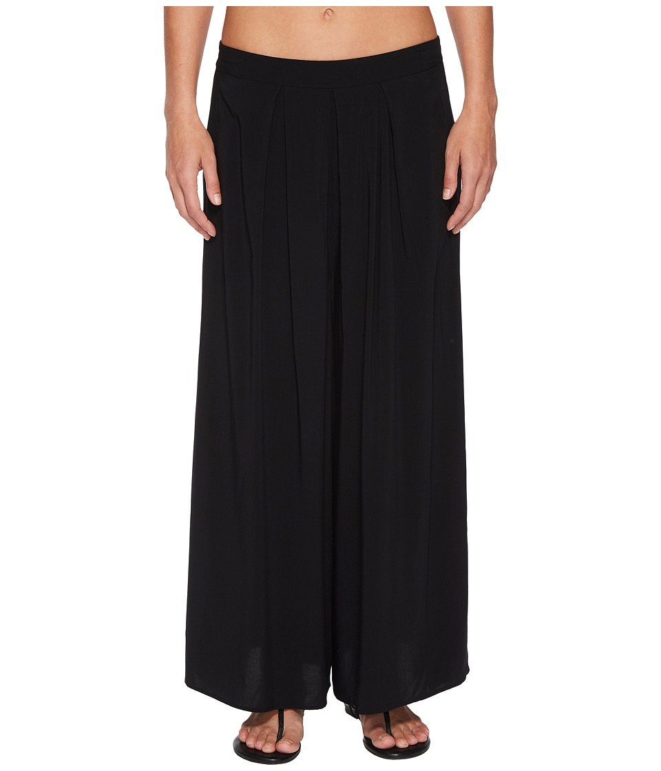 Seafolly Sahara Nights Voile Pants (Black) Women
