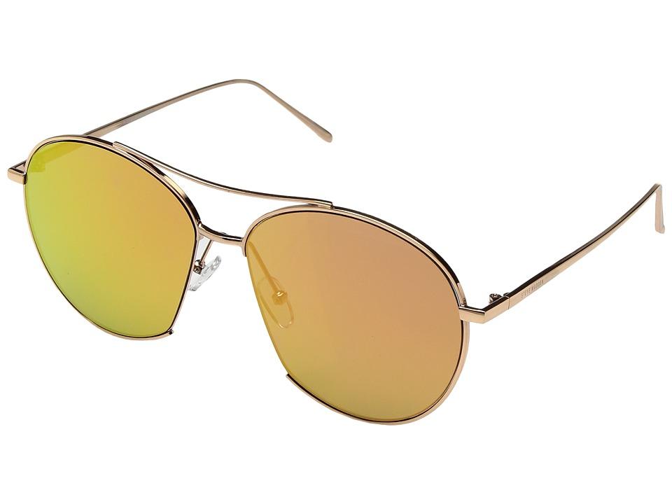 Steve Madden - SM482107 (Rose Gold) Fashion Sunglasses