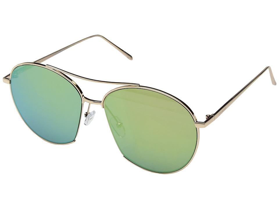 Steve Madden - SM482107 (Gold/Pink) Fashion Sunglasses