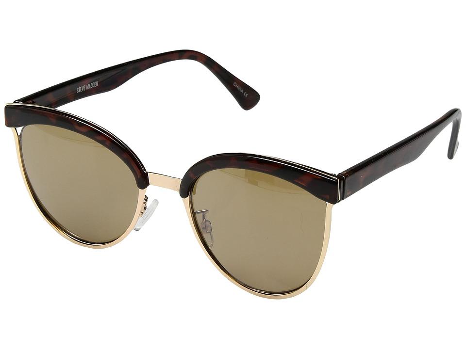 Steve Madden - SM889102 (Tortoise) Fashion Sunglasses
