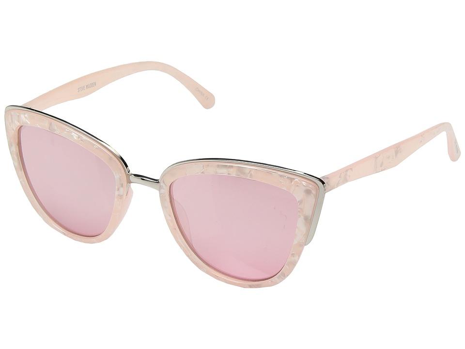 Steve Madden - SM869135 (Pink) Fashion Sunglasses