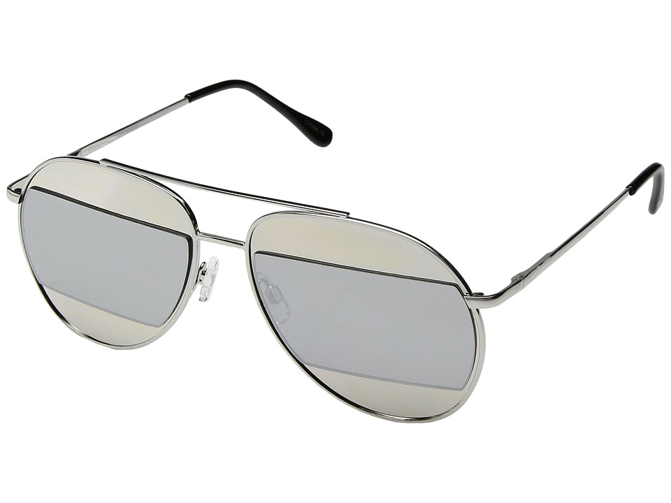 Steve Madden - SM482110 (Silver) Fashion Sunglasses