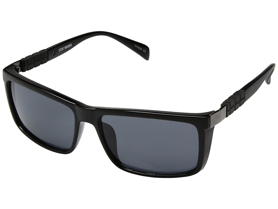 Steve Madden - SMM87815 (Black) Fashion Sunglasses