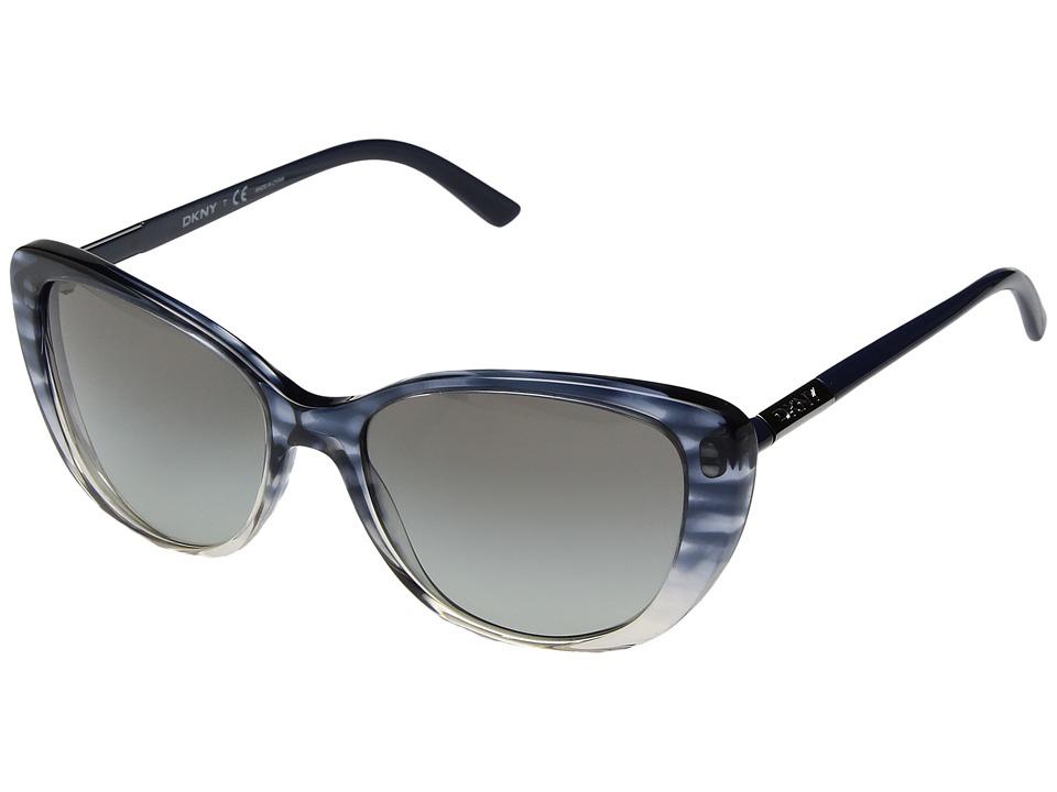 DKNY - 0DY4121 (Blue) Fashion Sunglasses
