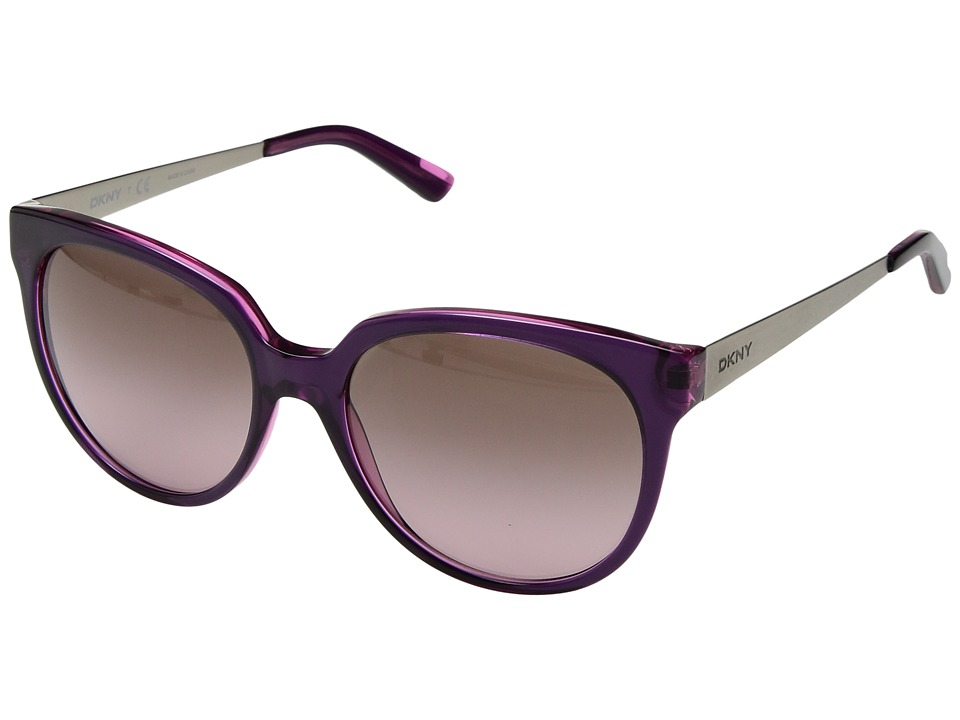 DKNY - 0DY4128 (Violet) Fashion Sunglasses
