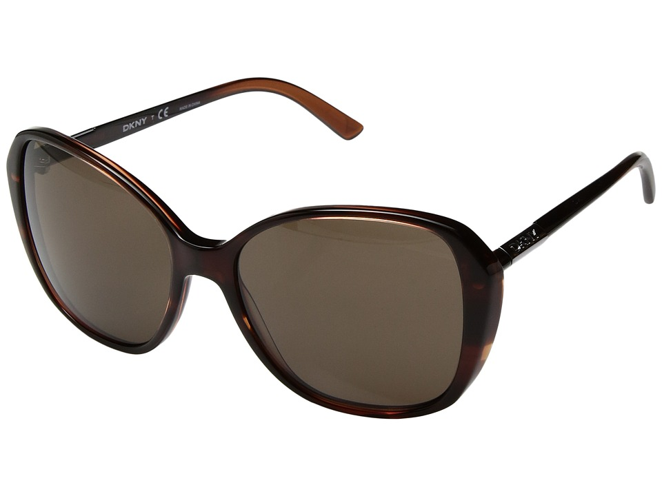 DKNY - 0DY4122 (Brown) Fashion Sunglasses