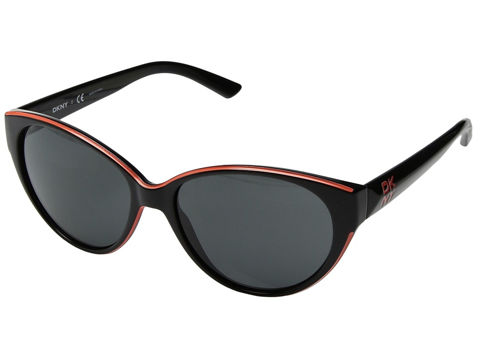 DKNY - 0DY4120 (Black) Fashion Sunglasses