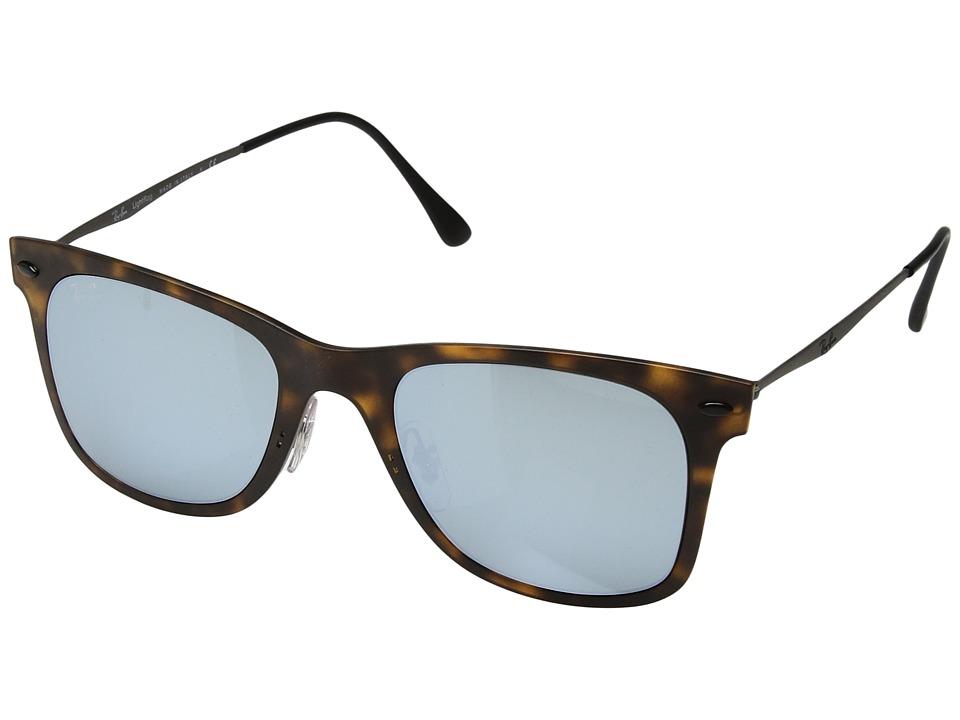 Ray-Ban - 0RB4210 (Gunmetal) Fashion Sunglasses