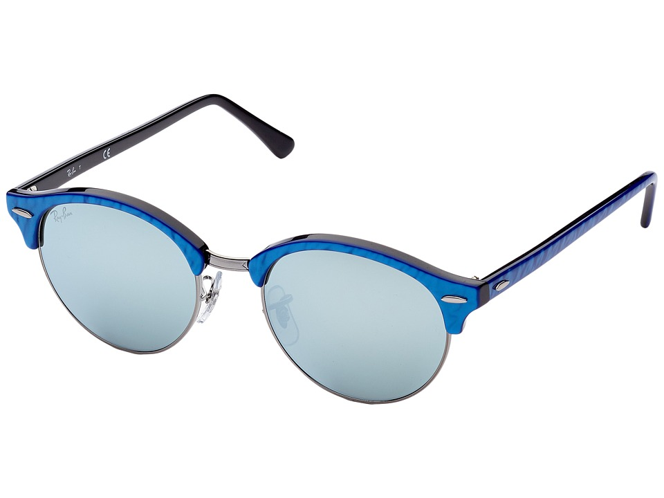 Ray-Ban - 0RB4246 (Blue) Fashion Sunglasses
