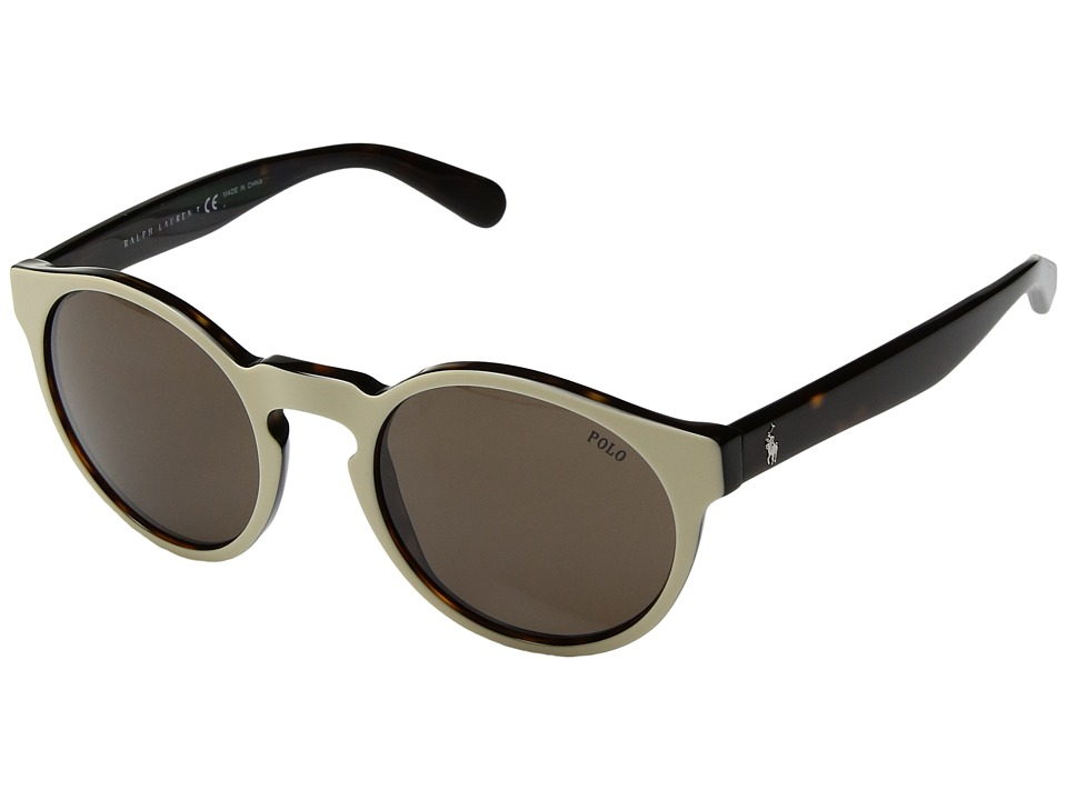 Polo Ralph Lauren - 0PH4101 (Tortoise) Fashion Sunglasses