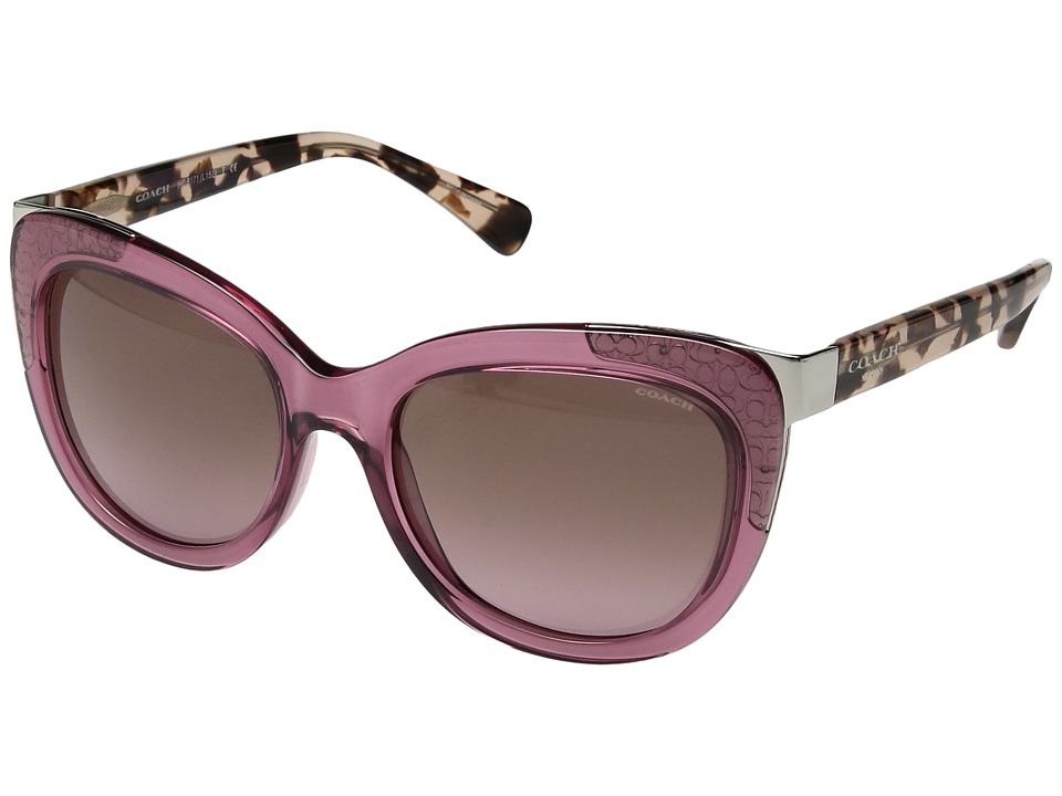 COACH - 0HC8171 (Pink) Fashion Sunglasses
