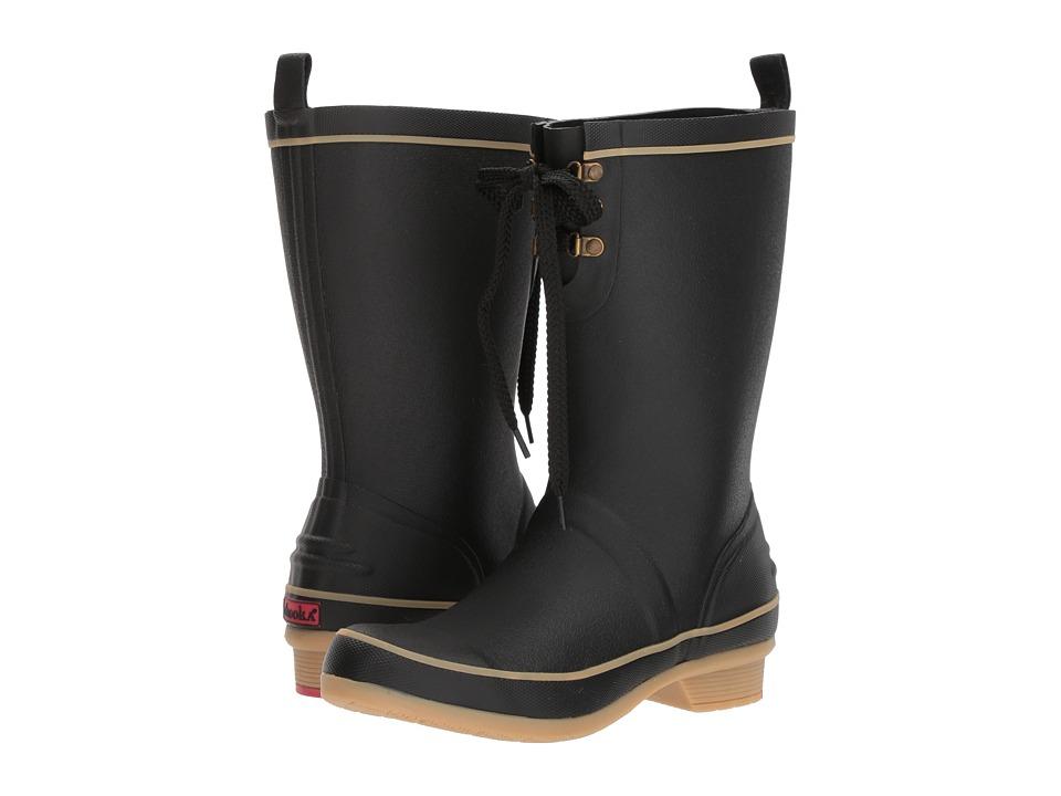 Chooka Whidbey Rain Boots (Black) Women