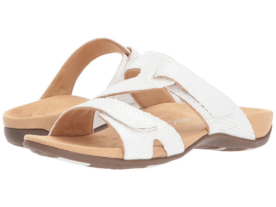 VIONIC - Lauren (White Snake) Women's Shoes