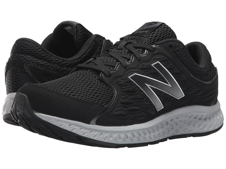 New Balance - M420 (Black) Men's Classic Shoes