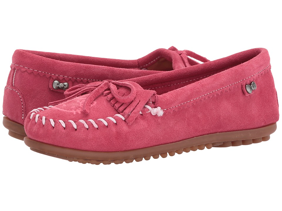 Minnetonka - Hello Kitty(r) Kilty (Hot Pink) Women's Shoes