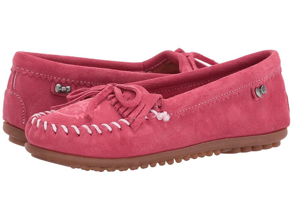 Minnetonka - Hello Kitty(r) Kilty (Hot Pink) Women's Shoes