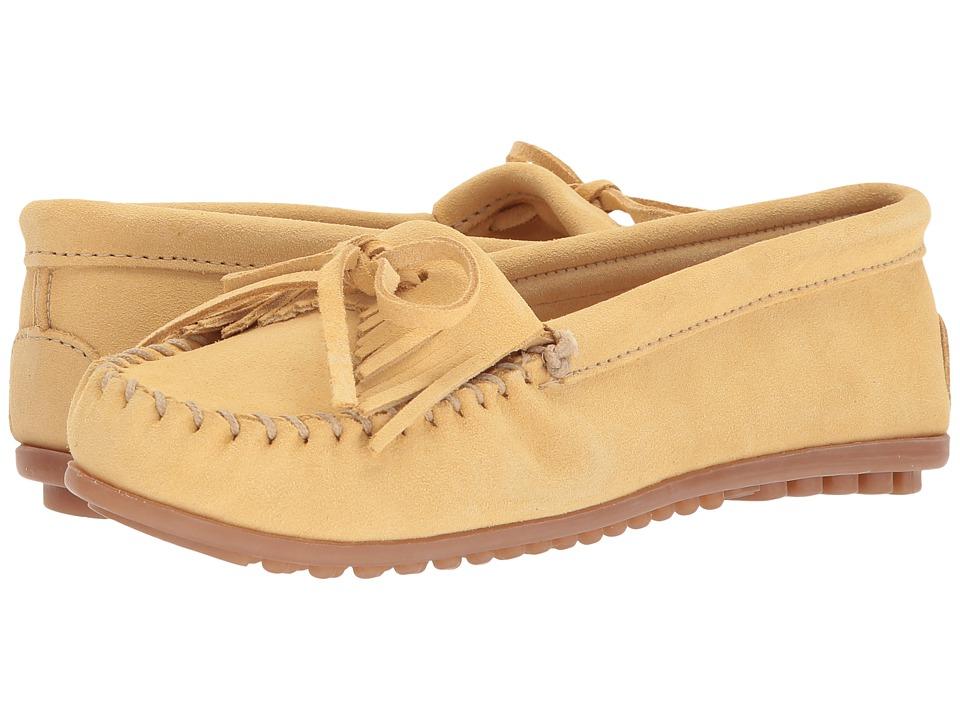 Minnetonka - Kilty (Mustard) Women's Moccasin Shoes