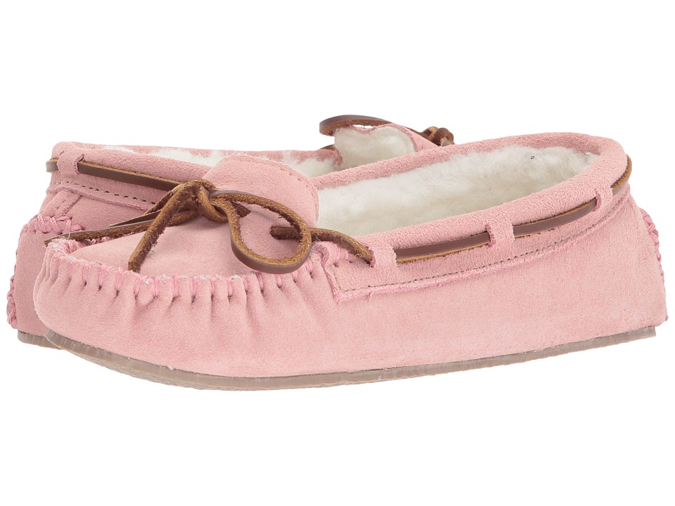 Minnetonka - Cally Slipper (Pink) Women's Shoes