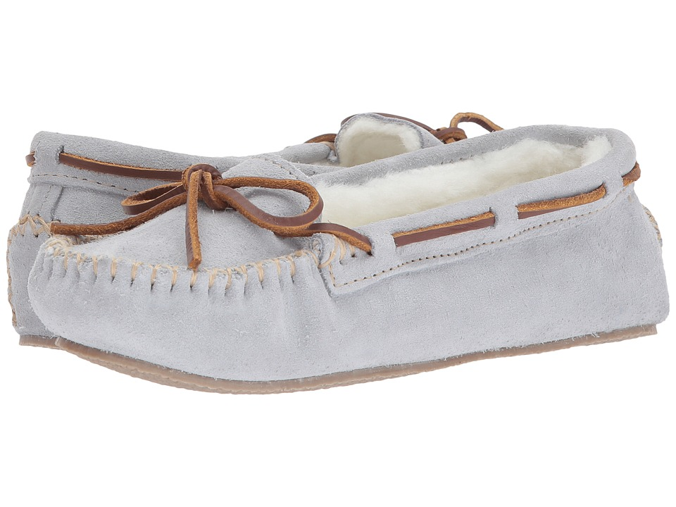 Minnetonka - Cally Slipper (Smokey Grey) Women's Shoes