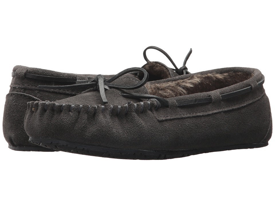 Minnetonka Junior Trapper (Charcoal) Women
