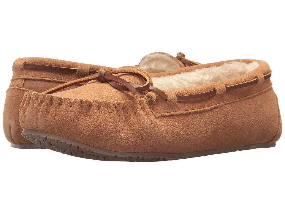 Minnetonka - Junior Trapper (Cinnamon) Women's Shoes