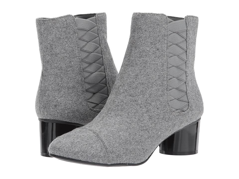 Nine West - Iselin (Light Grey/Light Grey 1) Women's Shoes