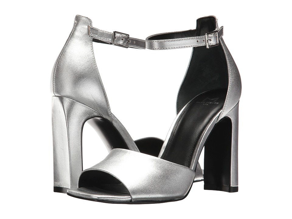 Marc Fisher LTD Harlin (Silver Leather) Women