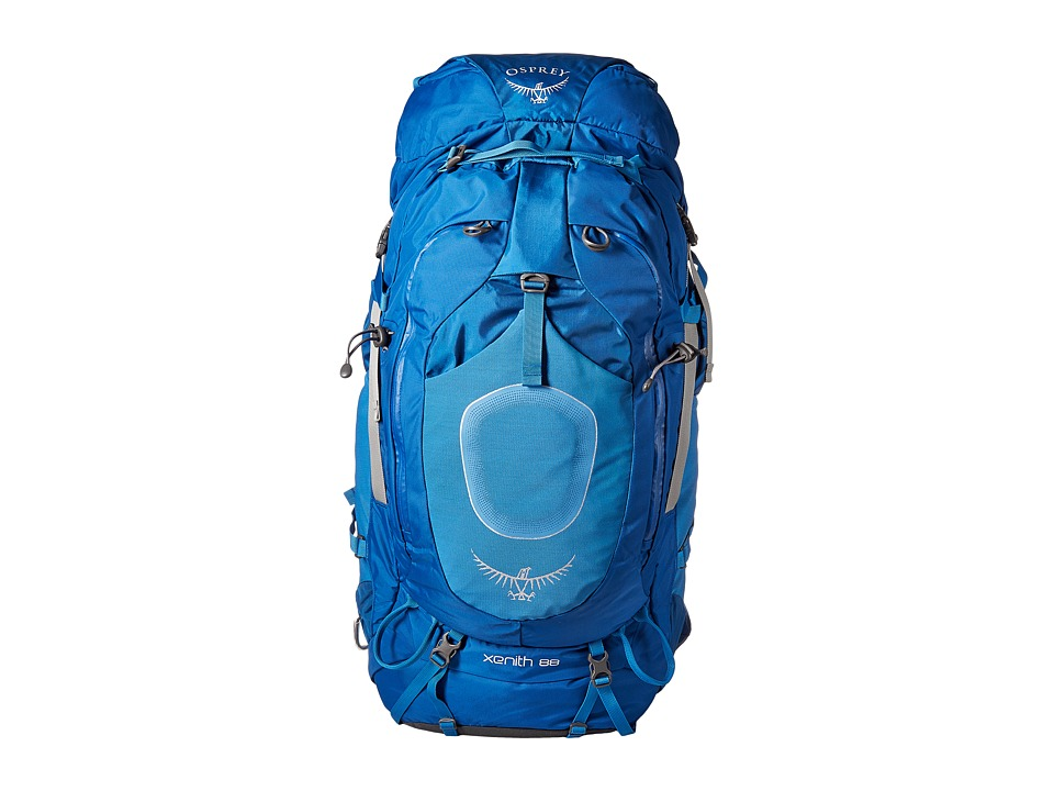 Osprey - Xenith 88 (Mediterranean Blue) Backpack Bags