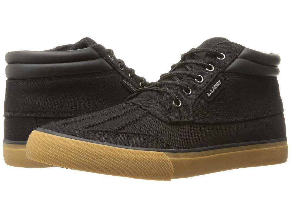Lugz - Boomer (Black/Gum) Men's Shoes